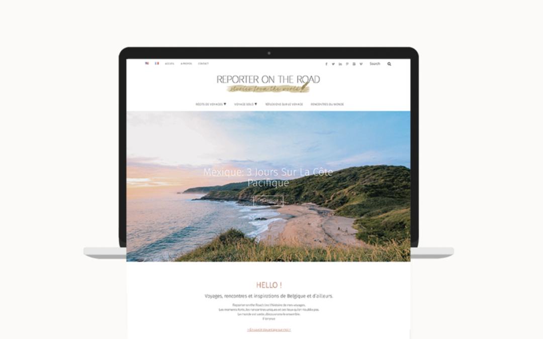 Site internet: blog