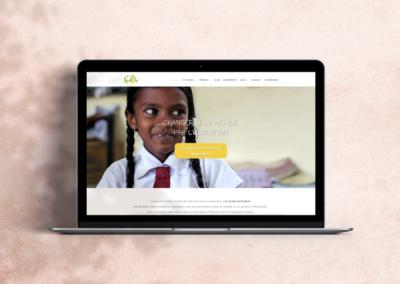 Site web: asbl Indah